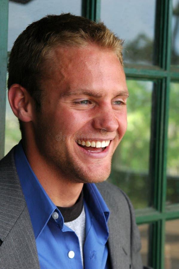 szczęśliwy człowiek zdjęcia royalty free