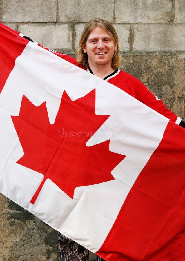 szczęśliwy dzień kanady fotografia royalty free