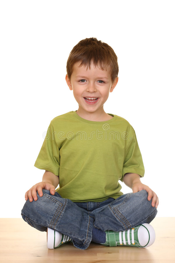 szczęśliwy dzieciak zdjęcia stock