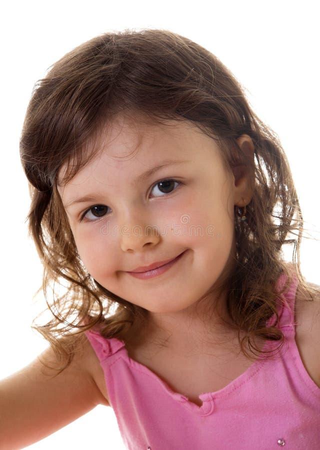 szczęśliwy dziecko portret zdjęcia royalty free