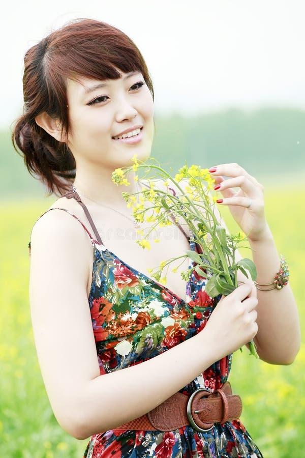 szczęśliwy dziewczyny lato fotografia royalty free