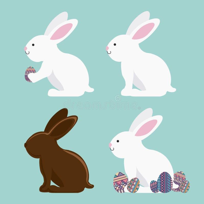 Szczęśliwy Easter ilustracja wektor