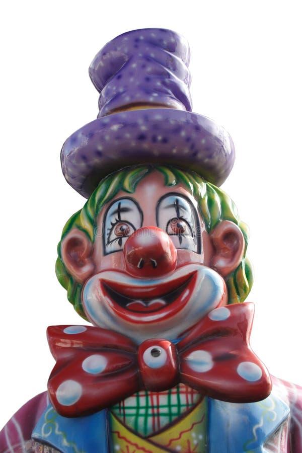 szczęśliwy klaun zdjęcie royalty free