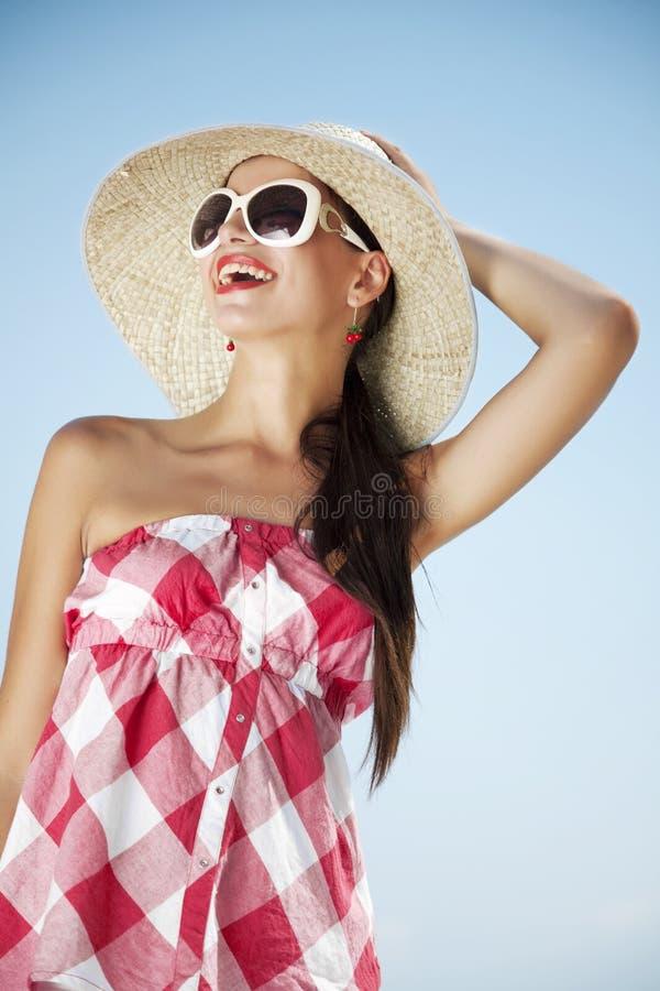 szczęśliwy lato fotografia royalty free