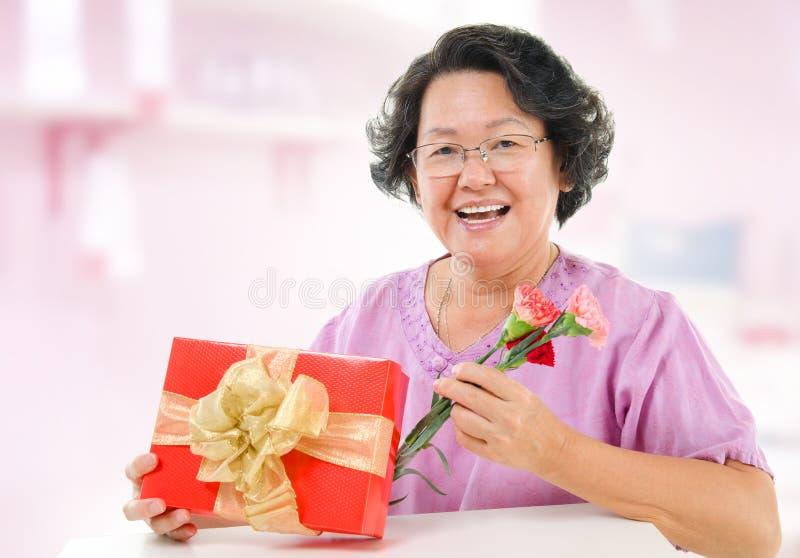 Szczęśliwy matka dzień zdjęcie stock