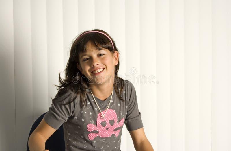 szczęśliwy nastolatków. fotografia stock
