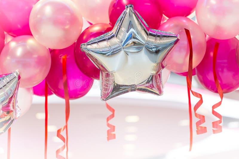 Szczęśliwy nowego roku świętowania festiwalu tło obraz stock