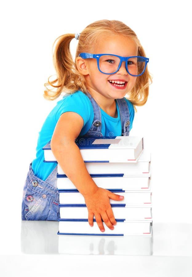 Szczęśliwy preschooler fotografia royalty free