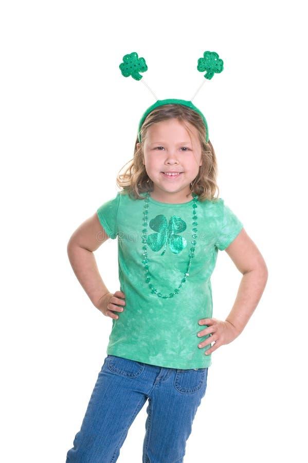 Szczęśliwy St. Patrick dzień obrazy stock