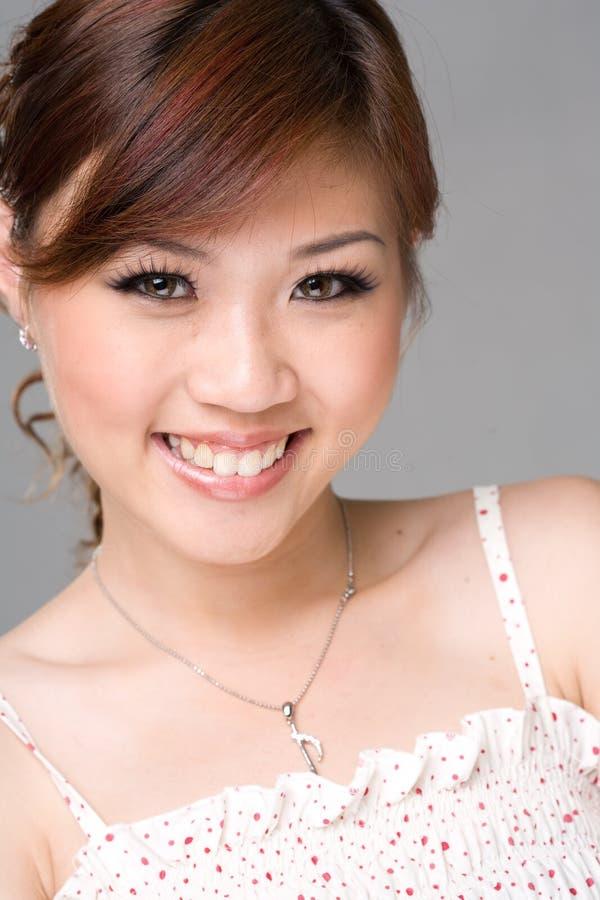 szczęśliwy uśmiech sweet zdjęcie royalty free