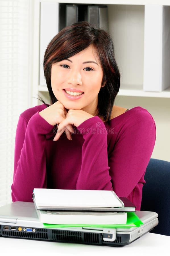 szczęśliwy uczeń zdjęcia stock