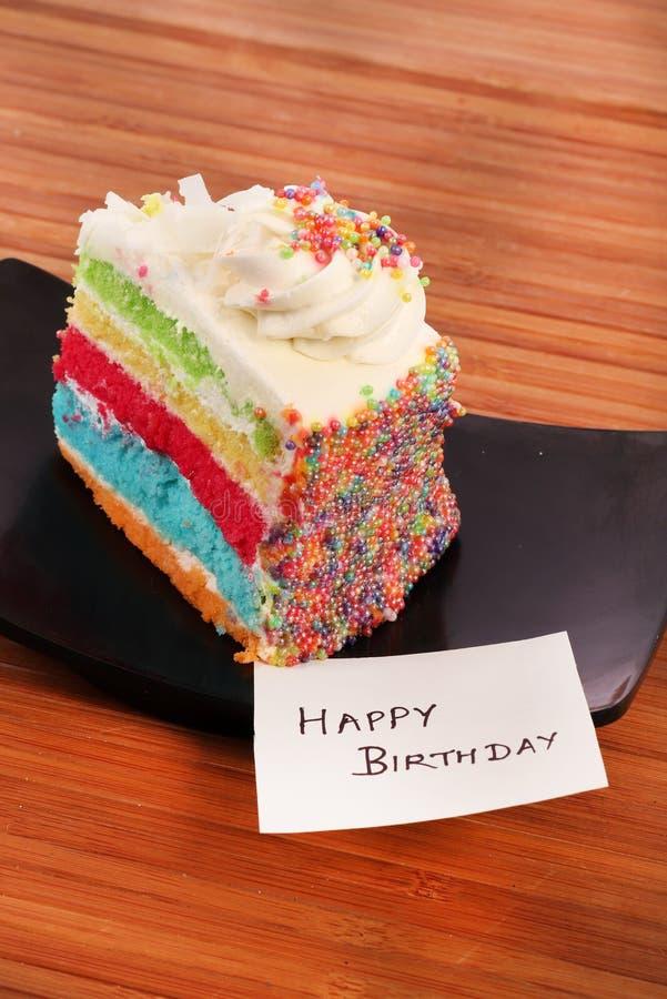 szczęśliwy urodziny zdjęcie royalty free