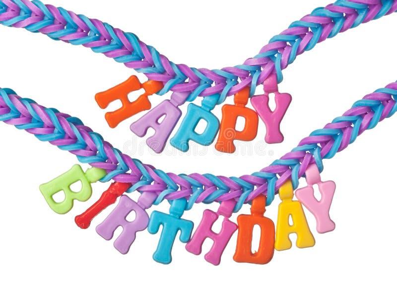 szczęśliwy urodziny obrazy stock