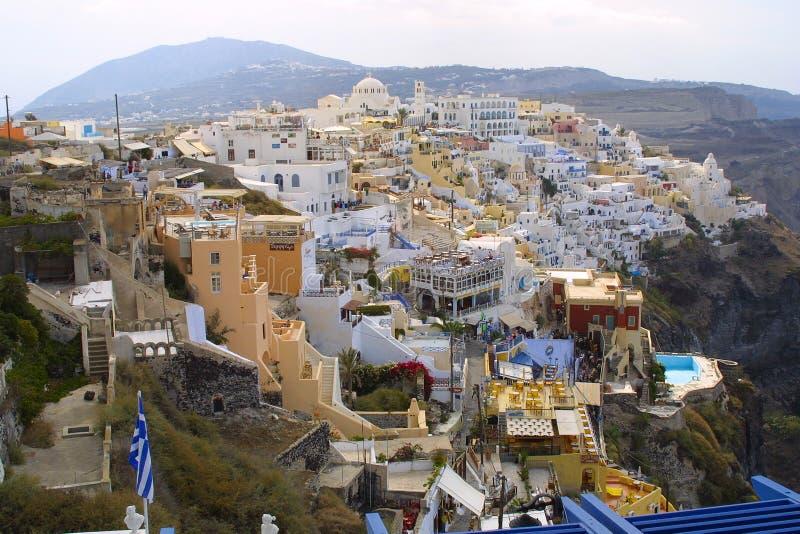 Szczęśliwy wakacje w Greece obrazy royalty free