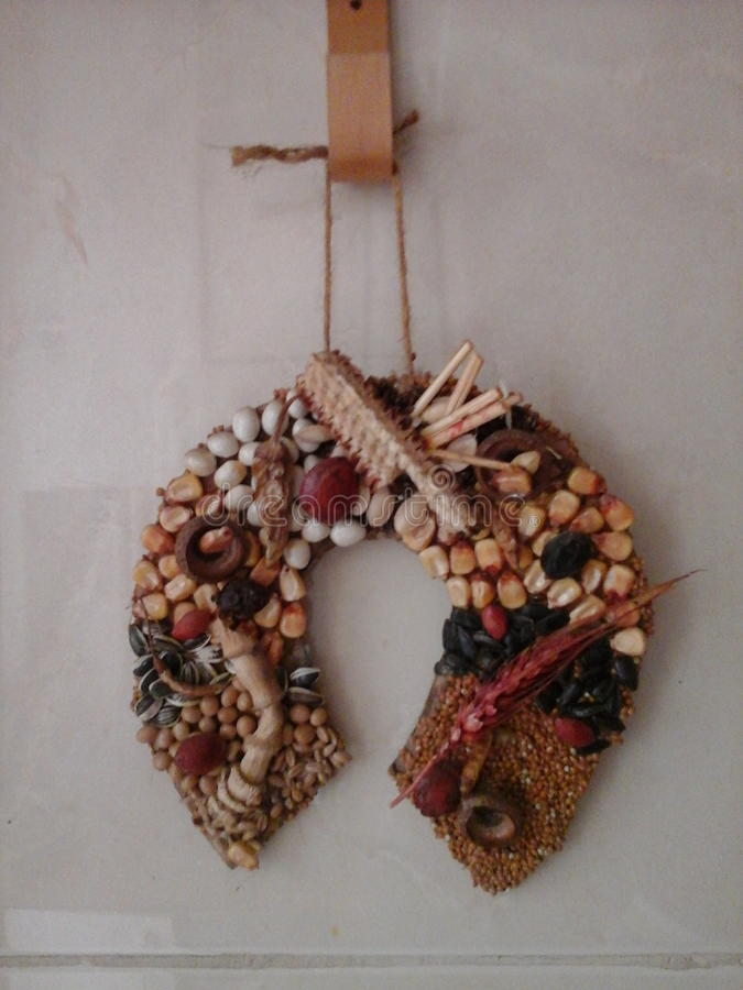 Szczęsliwy amulet zdjęcie royalty free