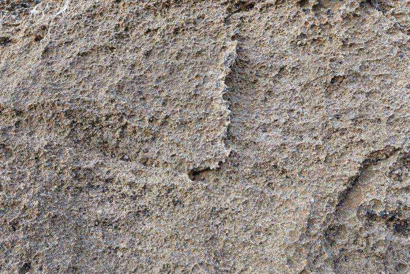 Szczegół abstrakcjonistyczna brązu kamienia tekstura Dla, tło, tekstury, produktów projekty Naturalny tło używać w starym archite obrazy stock