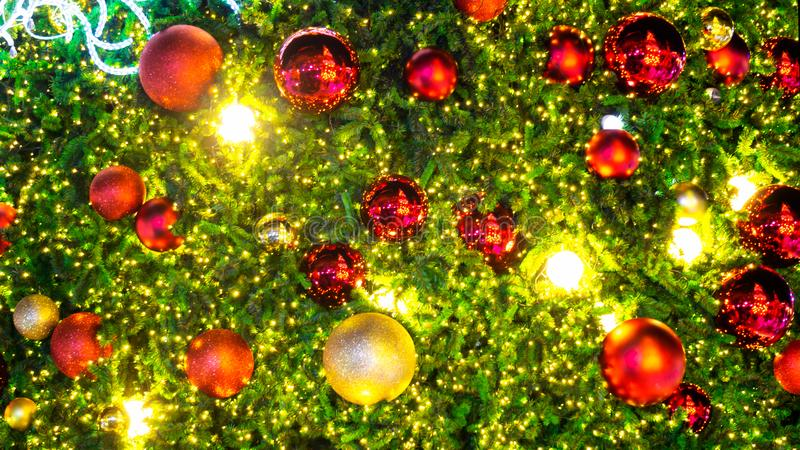 Szczegół boże narodzenie dekoracja zdjęcia royalty free