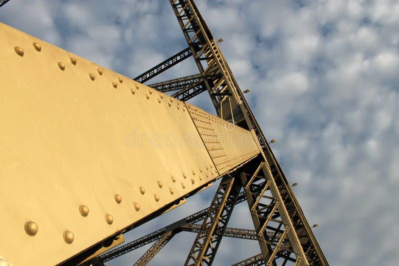 szczegół bridżowa opowieść zdjęcia royalty free