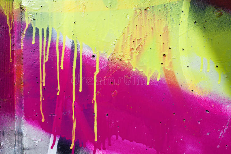 Szczegół graffiti zdjęcie royalty free