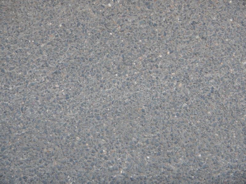Szczegół popielata asphaltl tekstura fotografia royalty free