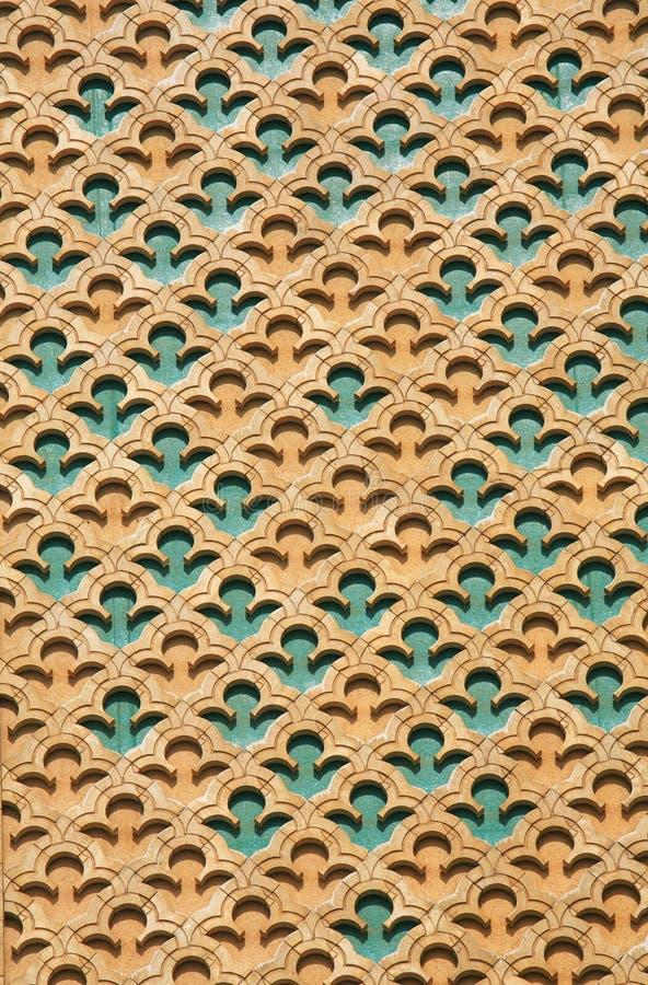 szczegółu architektoniczny moroccan zdjęcia stock