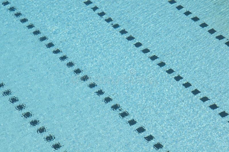 szczegółu basenu dopłynięcie obrazy royalty free