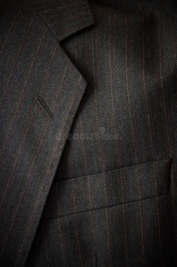 szczegółu biznesowy kostium obrazy stock