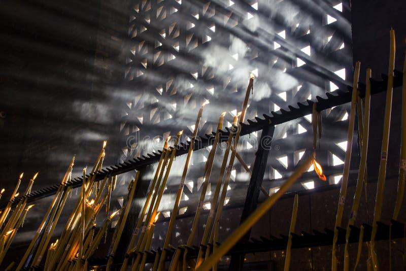 Szczegóły apparition od północnego São Paulo zdjęcia stock