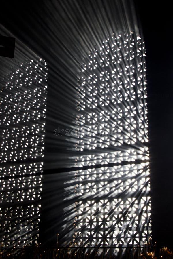 Szczegóły apparition od północnego São Paulo zdjęcie stock