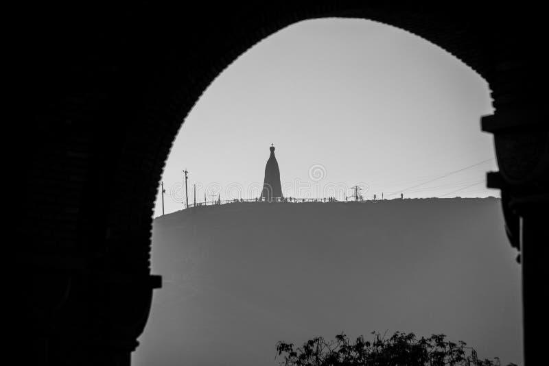 Szczegóły apparition od północnego São Paulo obrazy stock