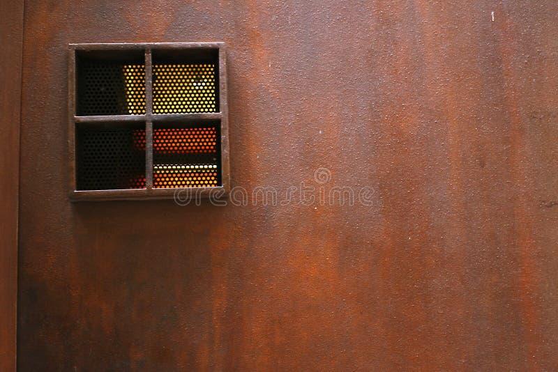szczegóły drzwi obraz royalty free