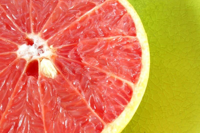 szczegóły grapefruitowe różowy fotografia royalty free