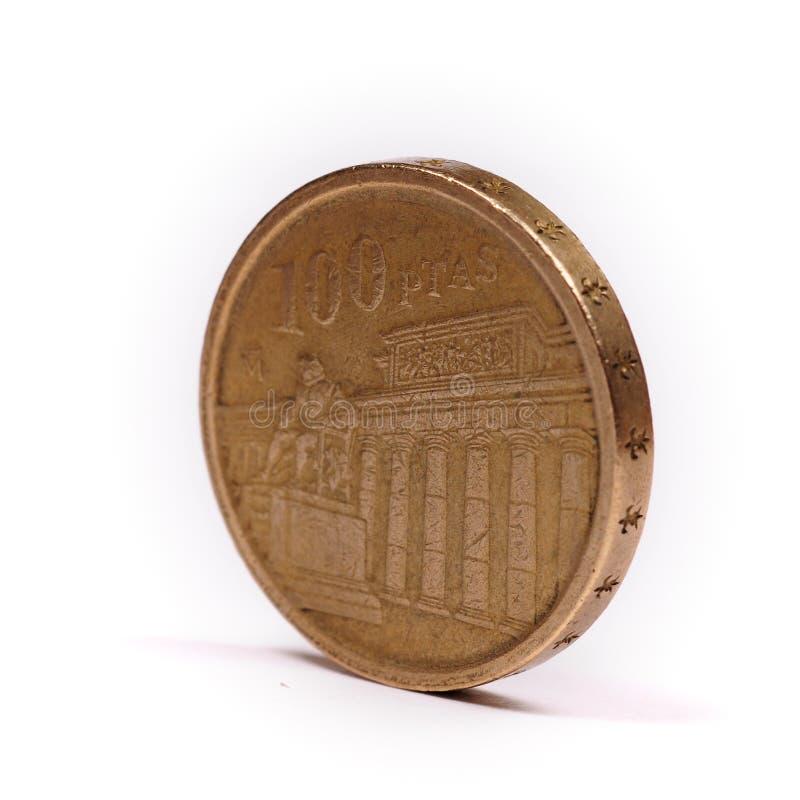szczegóły monet zdjęcia stock