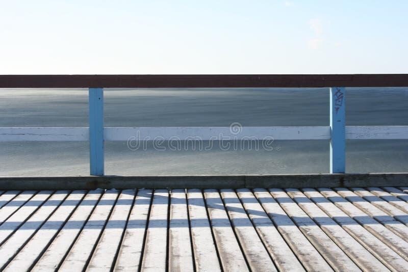 szczegóły mostów obraz stock