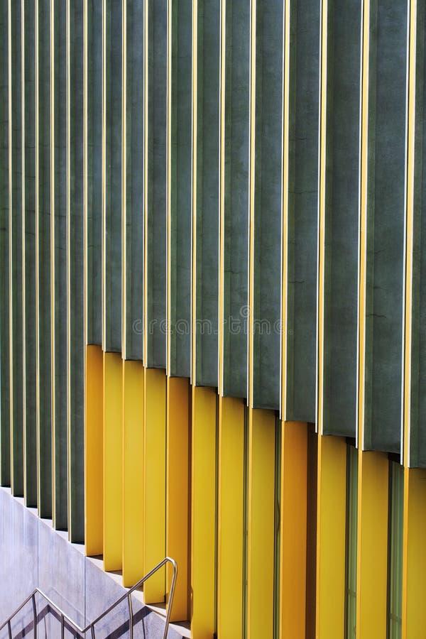 szczegóły nowoczesna architektura obrazy royalty free