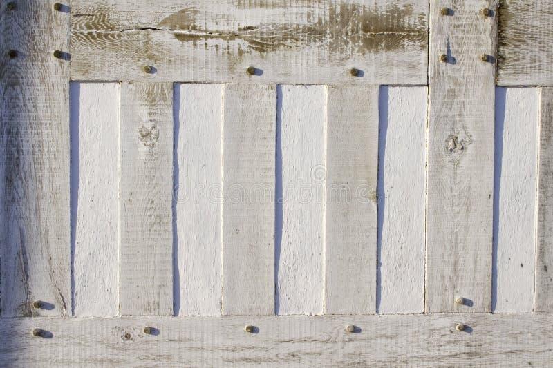 szczegóły obramiająca drewna do ściany obrazy stock