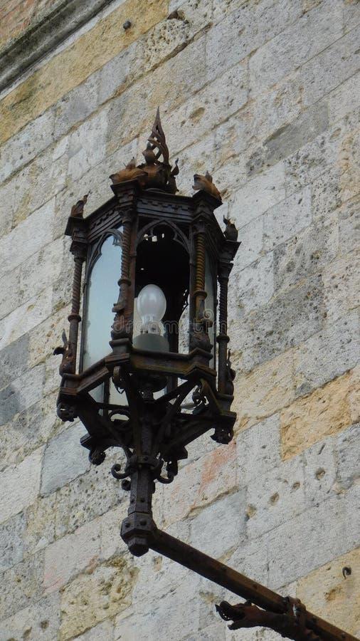 Szczegóły Siena miasteczko obraz royalty free