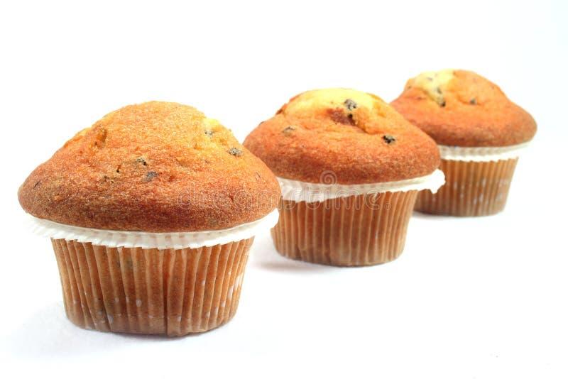 Download Szczerbi Się Czekoladowych Muffins Zdjęcie Stock - Obraz złożonej z czekolada, jedzenie: 13327074