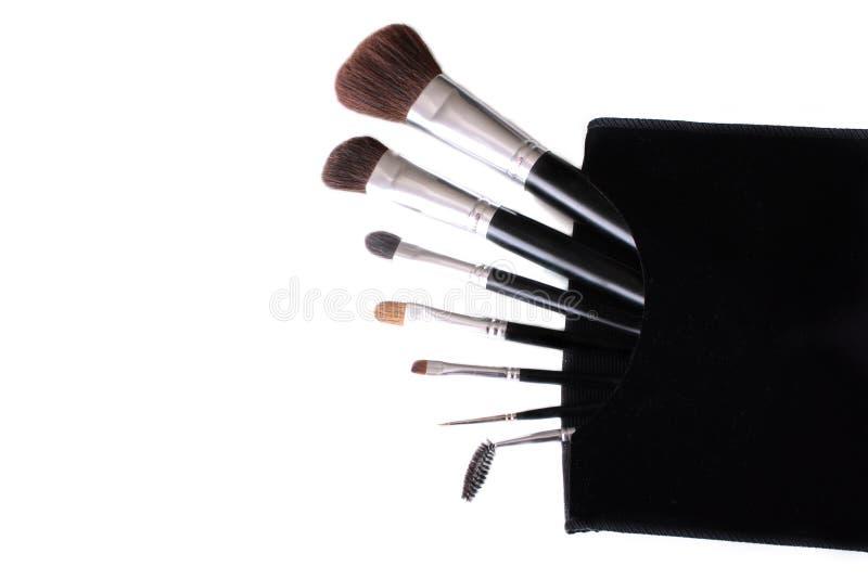 szczotkuje makeup fotografia royalty free