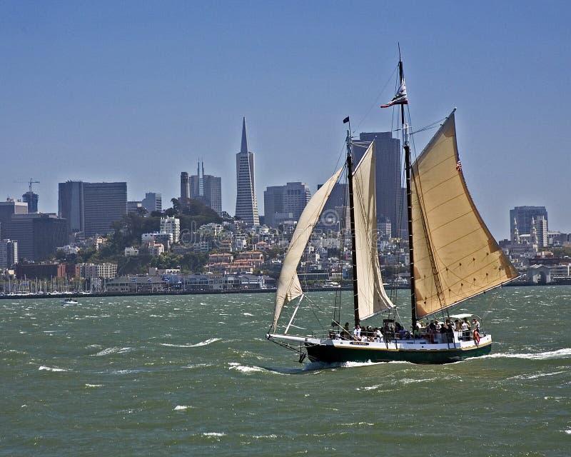 szczypce San Francisco bay fotografia stock
