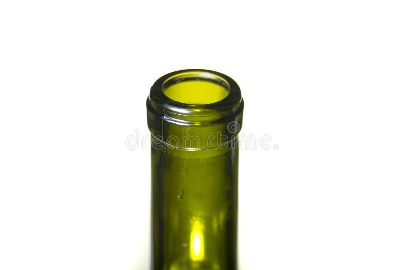Szczyt butelka zdjęcia stock