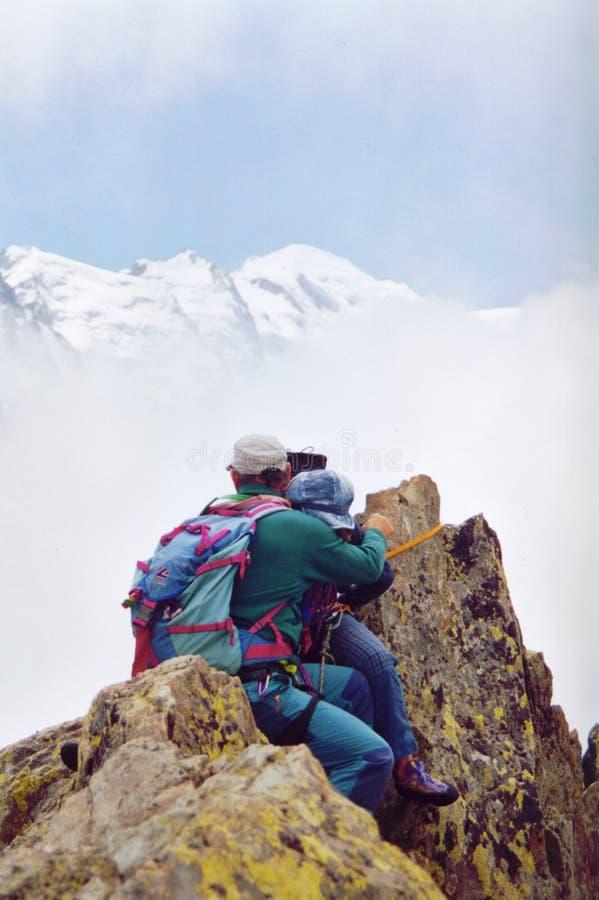 Szczyt Miłości. Fotografia Stock