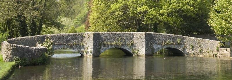 szczyt okręgowy derbyshire Anglii obraz stock