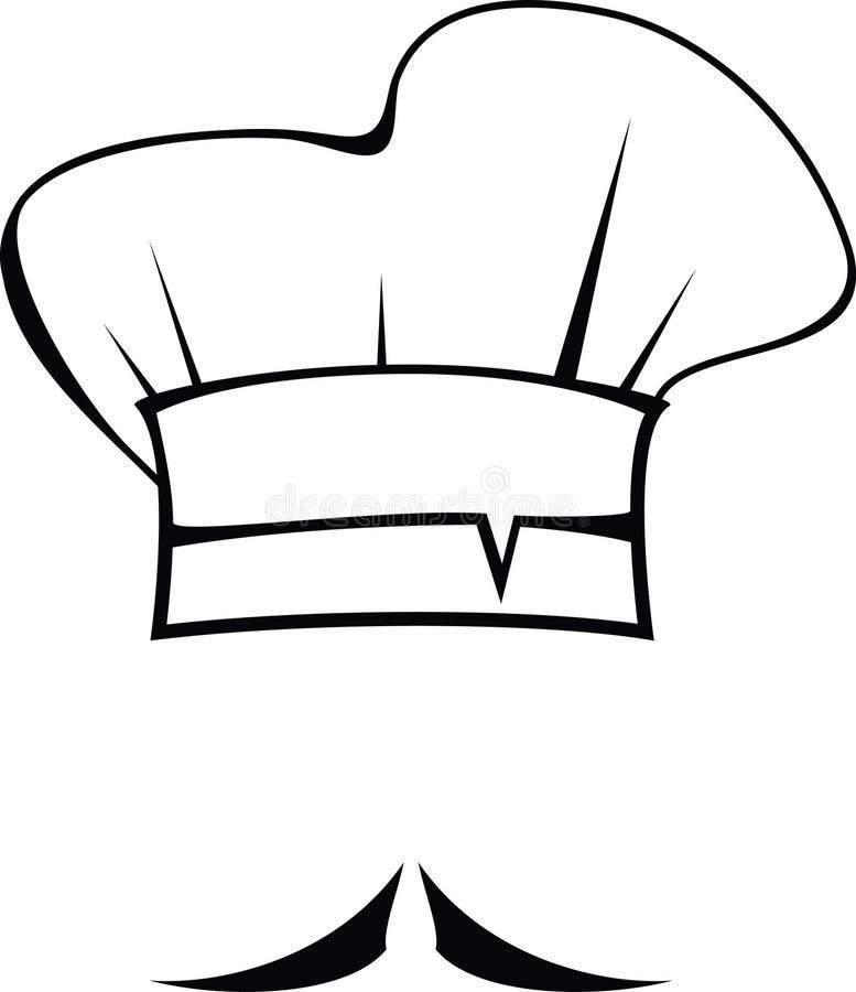 szef kuchni ilustracji