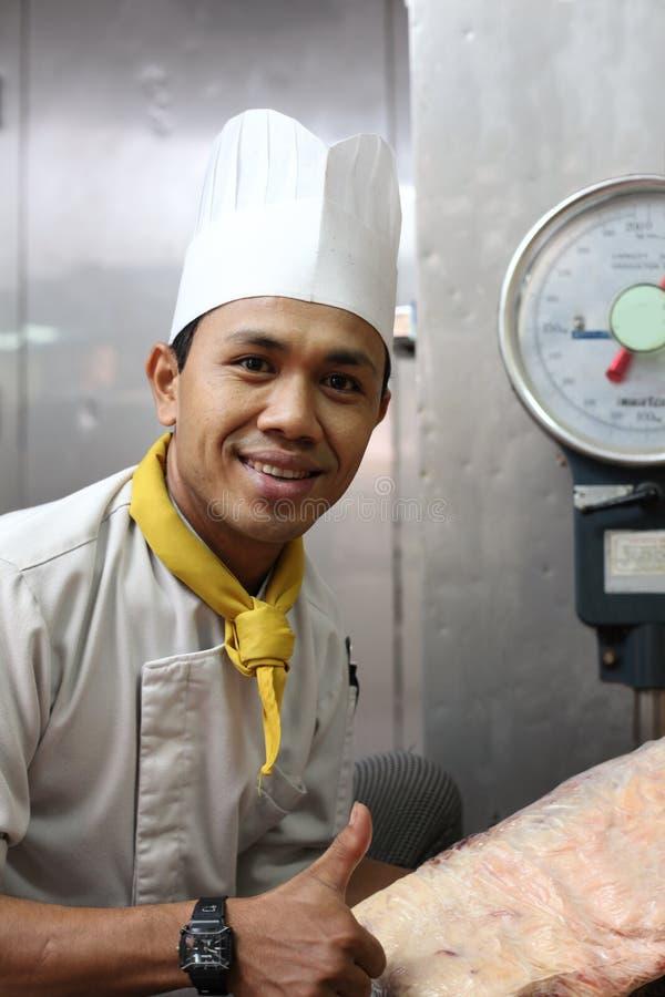 szef kuchni zdjęcia stock