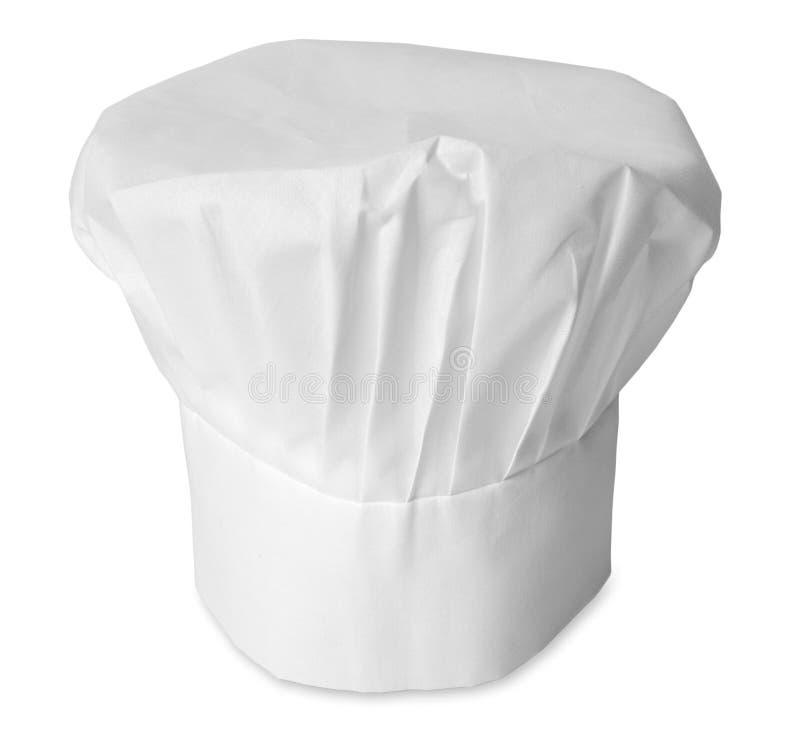 szef kuchni kapelusz zdjęcia stock