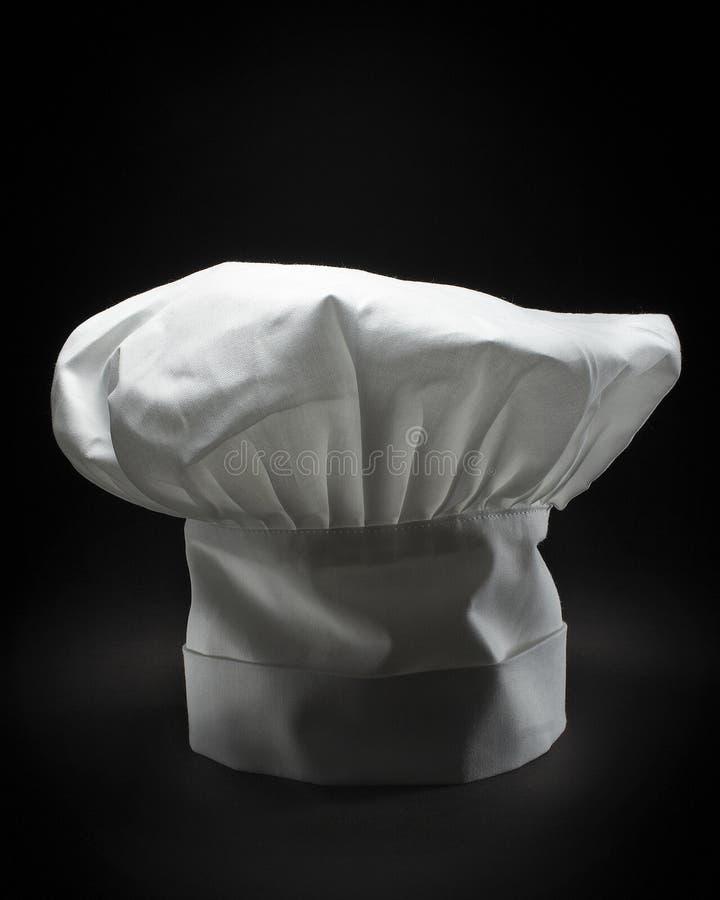 szef kuchni klasyczny kapelusz zdjęcie royalty free