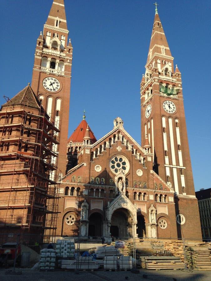 Szeged fotografía de archivo libre de regalías