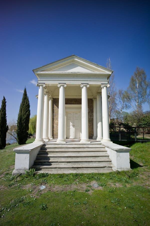 Szekspir Garrick's Świątynia zdjęcia royalty free