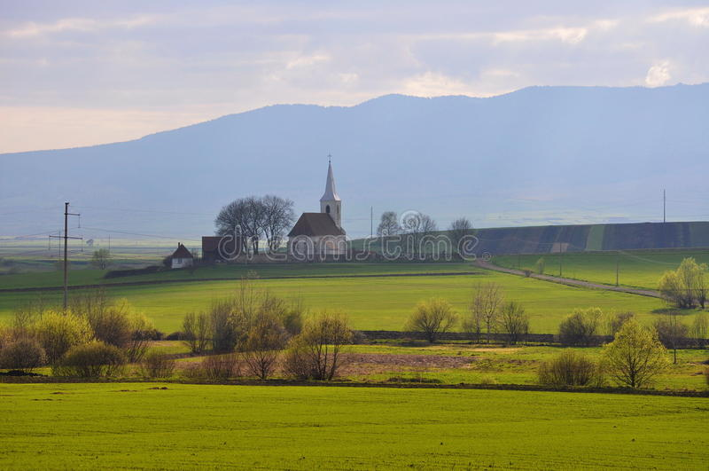 szent templom janos στοκ φωτογραφία με δικαίωμα ελεύθερης χρήσης